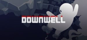 The downwell logo